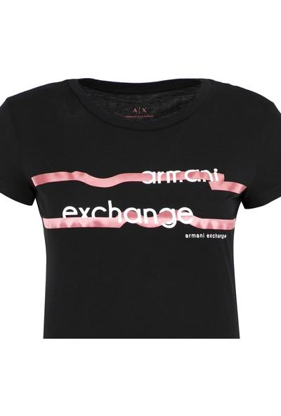 Armani Exchange Kadın T-Shirt 6Zytap Yja8Z 1200