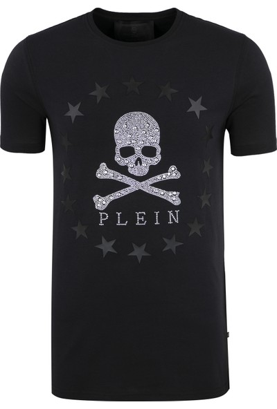 Philipp PleinErkek T-Shirt F18C Mtk2519 Pjy002N 0270
