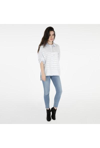 Ayhan Kadın Gömlek 50294