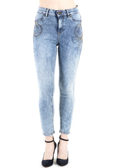 Esquema Jeans Kadın Kot Pantolon 1093506