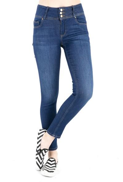 Esquema Jeans Kadın Kot Pantolon 1093524
