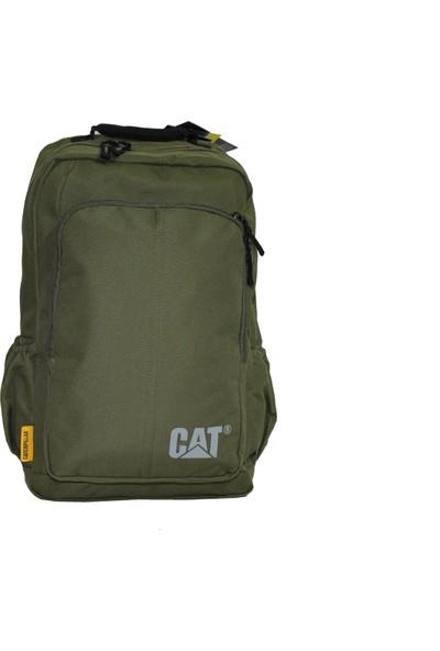 Cat 83514-164-Y Caterpillar Yeşil Sırt Çantası