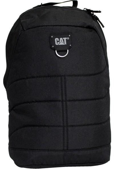 Cat 83521-01-S Caterpillar Siyah Sırt Çantası