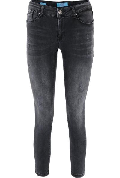 Five Pocket 5 Jeans Kadın Kot Pantolon 8515D290Sandra