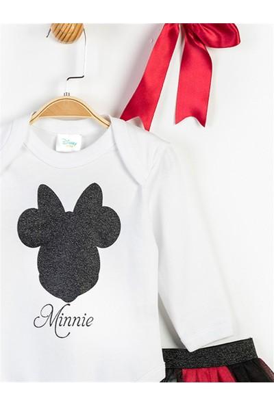 Disney Minnie Mouse Elbise Ve Şapka 13470