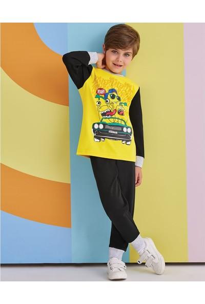 Roly Poly Çocuk Pijama Takımı RP1329