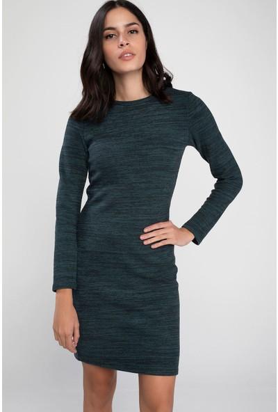 DeFacto Slim Fit Elbise J9493AZ18AU