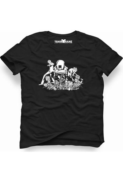 Tshirthane Death Note Siyah Erkek T-Shirt