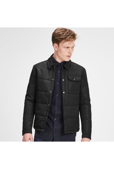 Jack & Jones Mont Jcowing Coach 12141181-BLK