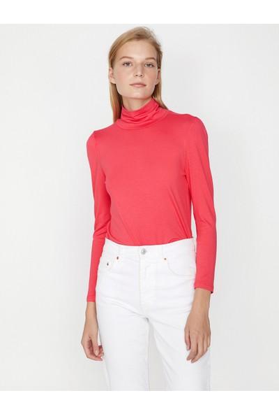 Koton Bogazli Sweatshirt