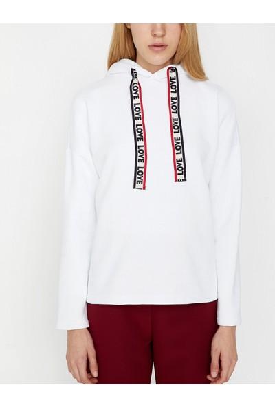 Koton Kapüşonlu Sweatshirt