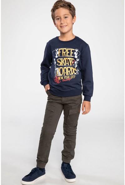 Defacto Erkek Çocuk Kargo Fit Jogger Pantolon