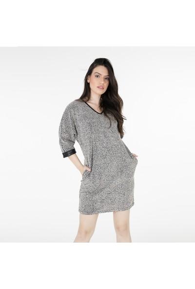 Ayhan Kadın Elbise 61125