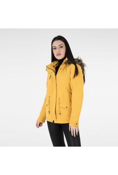 Only Onlnew Starlight Fur Parka Cc Otw Kadın Mont 15156509