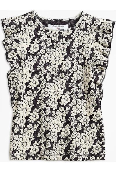 Brooks Brothers Çiçek Desenli Bluz