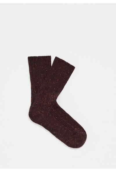 Kahverengi Uzun Çorap 194230-26823