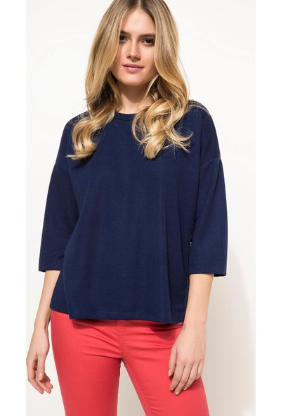 Defacto Kadın Uzun Kollu T-Shirt