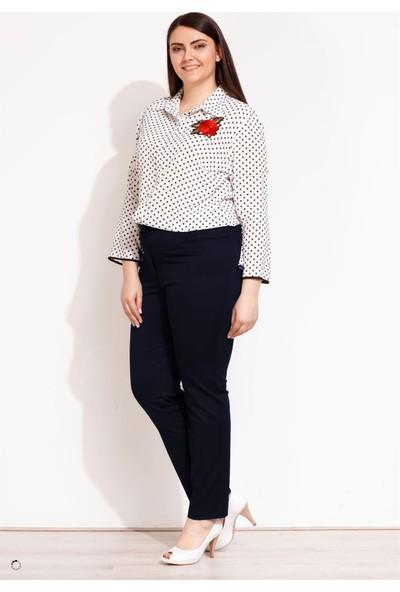 Moda İlgi Royal Pantolon Lacivert