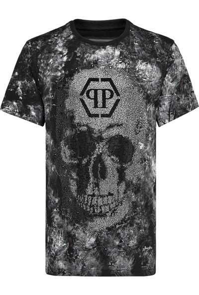 Philipp Plein Erkek T Shirt A18C Mtk2675 Pjy002N 02