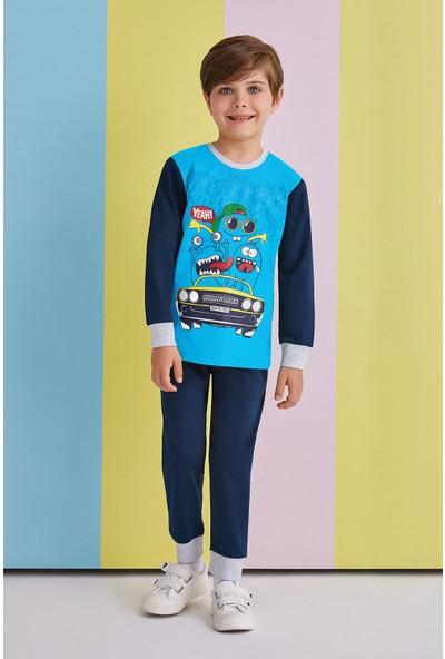 RolyPoly Your Rules Your Life Erkek Çocuk Pijama Takımı
