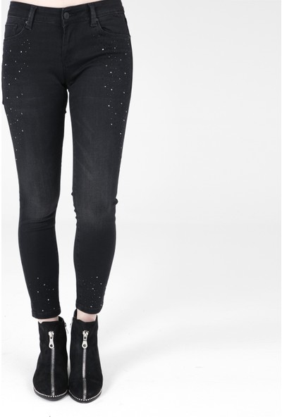 Five Pocket 5 Jeans Kadın Kot Pantolon 8516F318Sandra