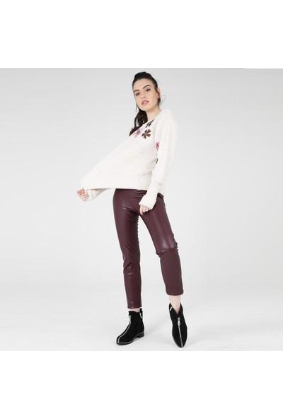 Bebe Plus Kadın Pantolon 38720585