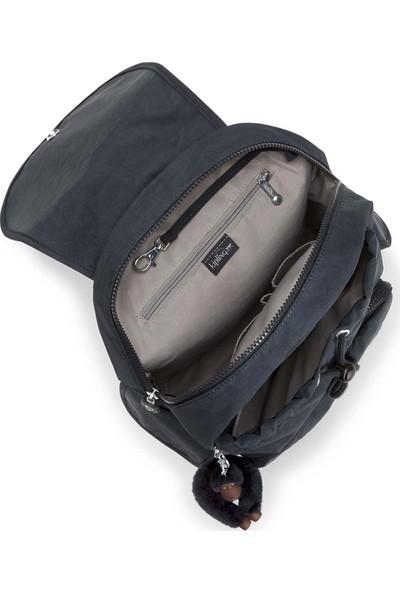 Kipling Kadın Lacivert Sırt Çantası K12147H66 City Pack Basic