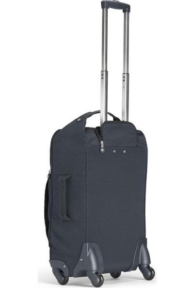 Kipling Kadın Lacivert Seyahat Çantası K15260-H66 Darcey Basic