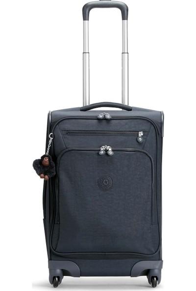 Kipling Kadın Lacivert Seyahat Çantası K15316-H66 Yourı Spın 55 Basic