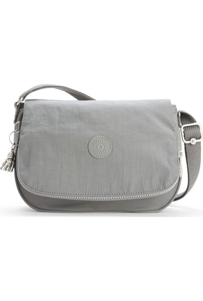 Kipling Kadın Gri Omuz Çantası Kı250453W Earthbeat S Basic Elevated