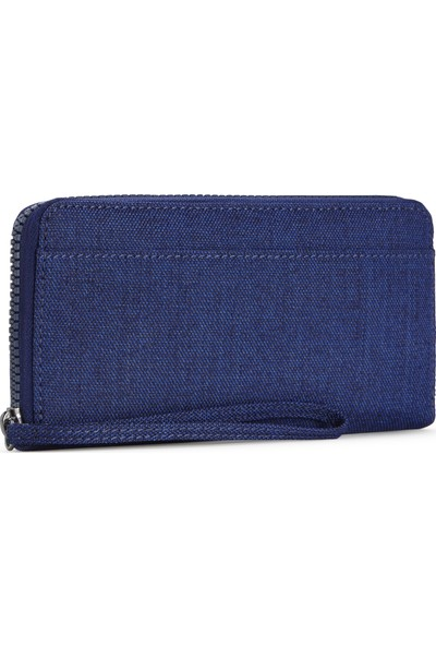 Kipling Kadın Mavi Cüzdan Kı251248G Alıa Basic Plus
