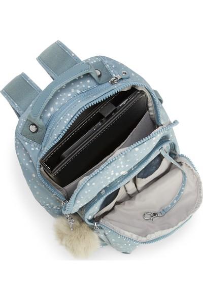 Kipling Kadın Mavi Sırt Çantası Kı2642-52G Clas Seoul S Basic Plus