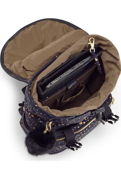 Kipling Kadın Desenli Sırt Çantası Kı2627-54W Experience S Twist Leisure