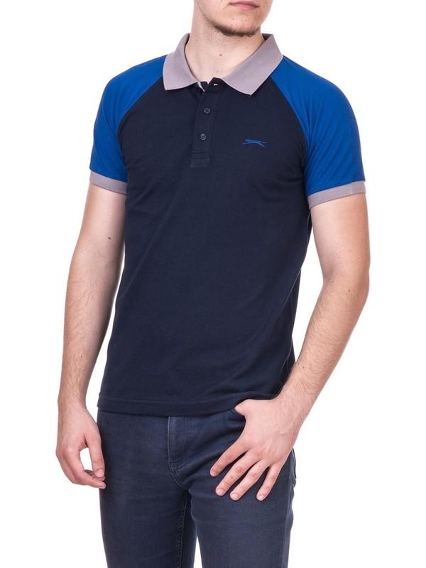 Slazenger Ara Erkek T-Shirt Lacivert