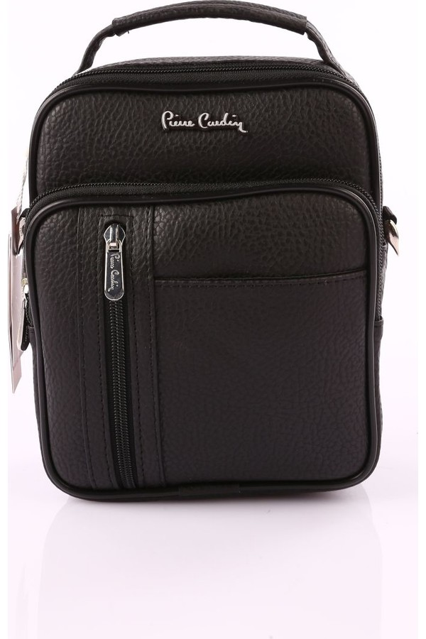 Pierre Cardin Men's Handbag Black 01pc001423