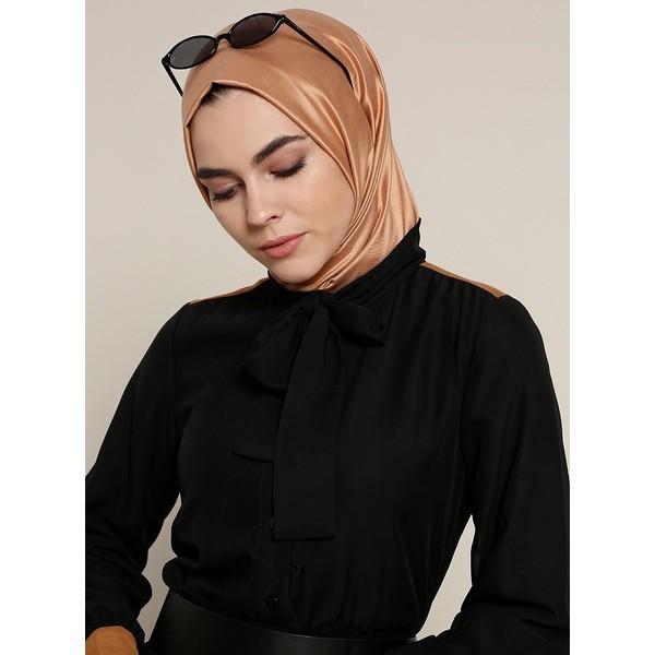 5db27b15ddb11 Refka Şifon Garnili Elbise - Siyah - 48 Fiyatları, Özellikleri ve ...