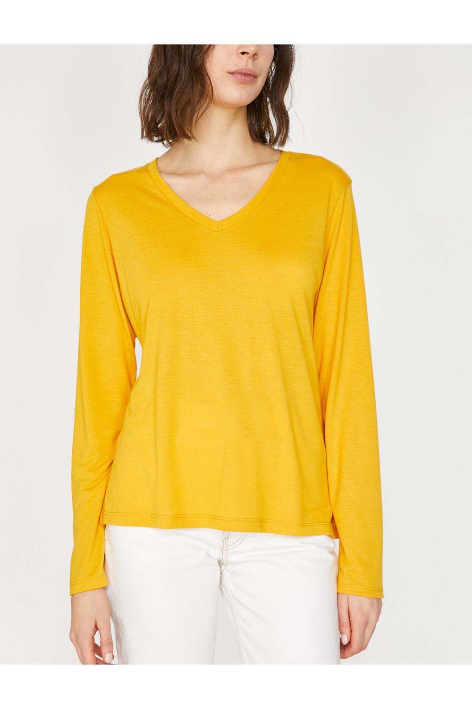 Koton Solid Sweatshirt
