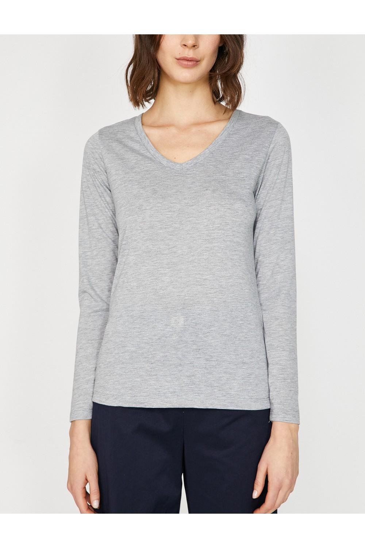 Koton Women's Solid Sweater