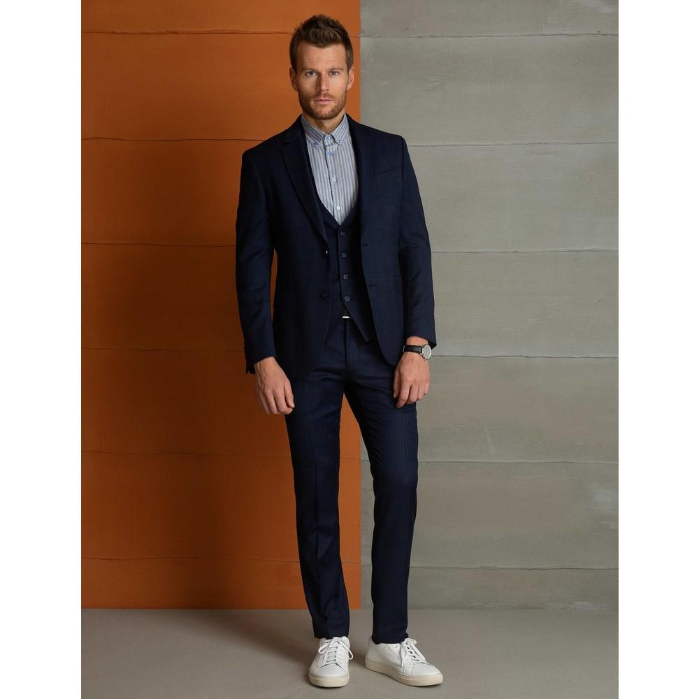 09d9c5b2bfd8f Kahverengi Pierre Cardin Erkek Takım Elbise Bu Mudur?
