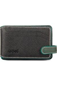 Gon Men's Leather Card Holder 06466