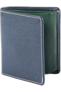 Gon Men's Leather Wallet 06658