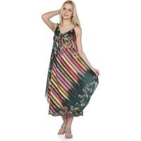 Eliş Şile Bezi Afrodit Elbise(Papatya Desen)