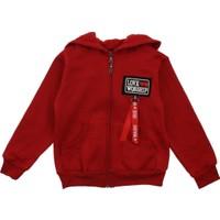Modakids Kız Çocuk Kapüşonlu Kışlık Ceket 019-015-002