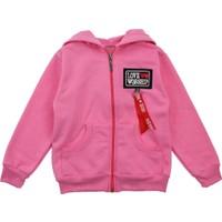 Modakids Kız Çocuk Kapüşonlu Kışlık Ceket 019-015-052