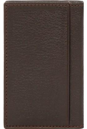 Cengiz Pakel Deri Kartlık 2305 - Kahverengi