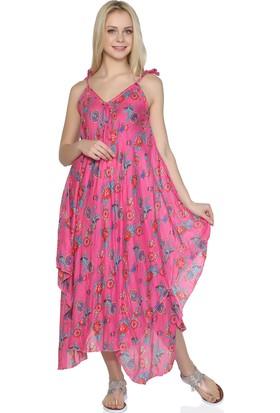 7a50e3824ef5d Pembe Yazlık Elbise Modelleri ve Fiyatları & Satın Al