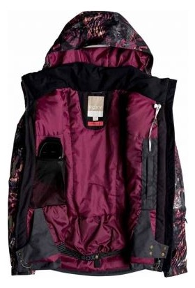 Roxy Erjtj03176-Mmr2 Jetty Block Jacket