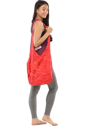 Nike Ba04879 Reversible Tote Fuşya Pembe