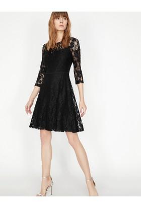 494442157c060 Siyah Elbise Modelleri ve Fiyatları & Satın Al - Sayfa 4