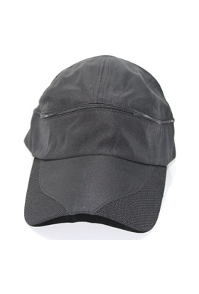 Pyz Moda Spor Şapka Fermuarlı